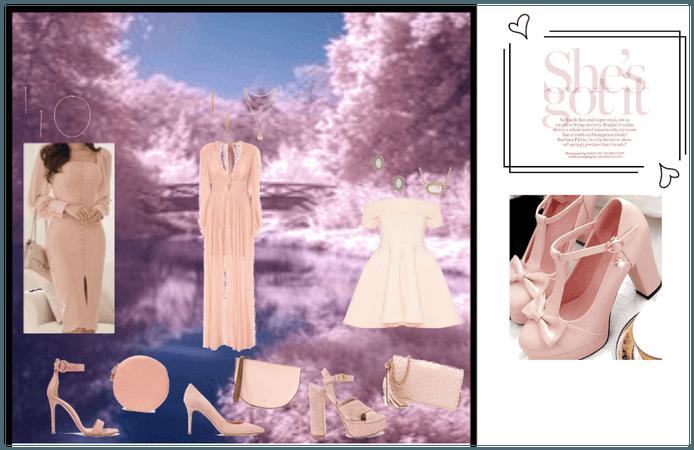 Alternative Pink,nude