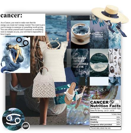 Zodiac Style: Cancer