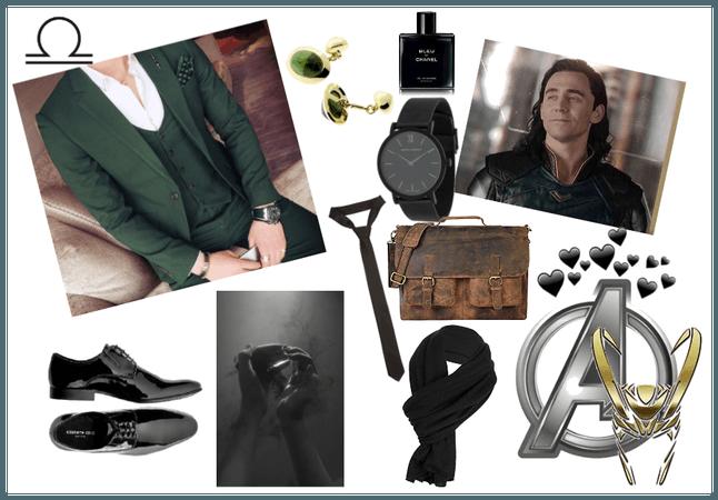 Loki - God of Mischief and Lies
