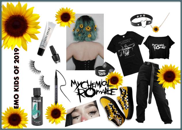 Sunflower emo