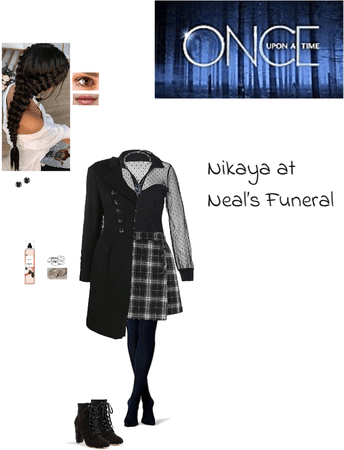 OUAT: Nikaya at Neal's Funeral