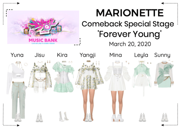 MARIONETTE (마리오네트) [MUSIC BANK] Special Stage