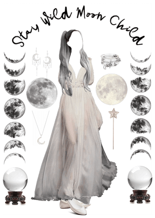 The Goddess of the Moon