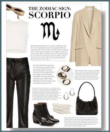 Edgy Scorpio