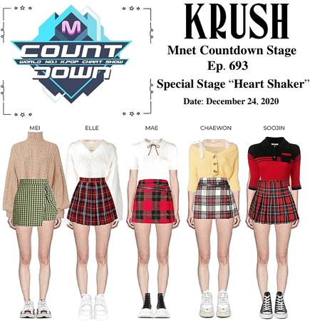 "KRUSH Mnet Special Stage ""Heartshaker"""