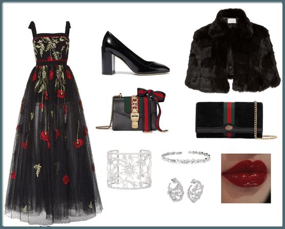 Black/Red/Prom