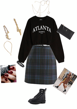 cool girl outfit