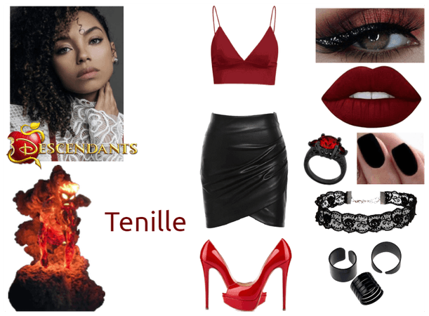 Tenille - Isle of the Lost