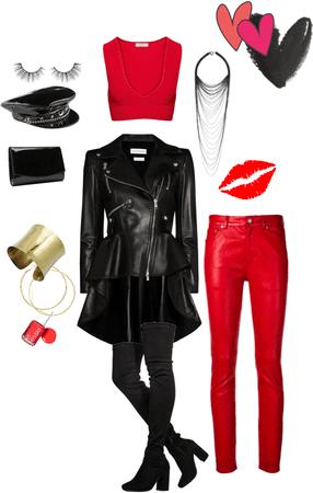 Rockin Red