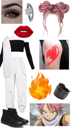 Fairy Tail Natsu Dragneel Outfit 1