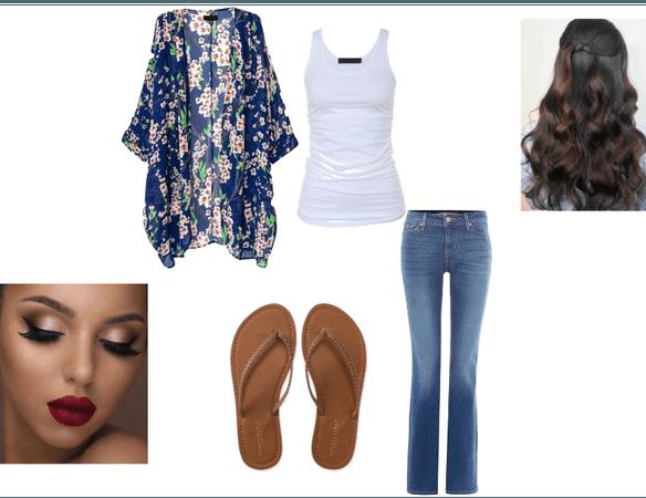 Skylar Matthews (Outfit #1) (Season 2)