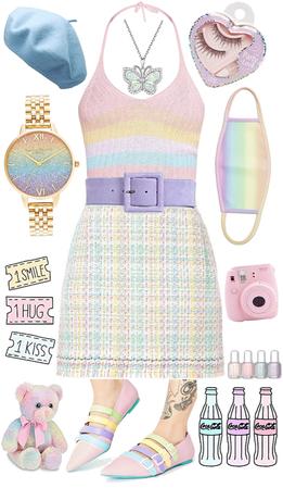pretty in pastels