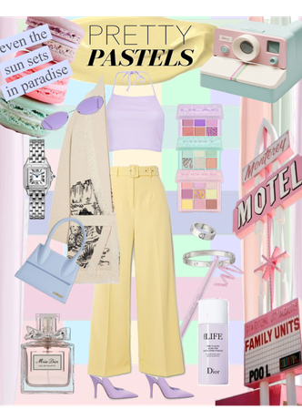 PASTELS FOR LIFE