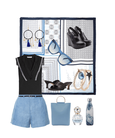 blue&black