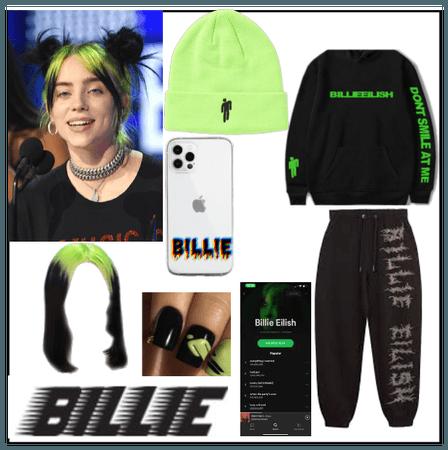 Billie Eilish Outfit