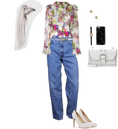 romantic jeans