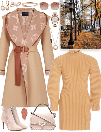 fancy outfit for autumn