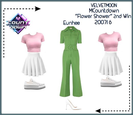 | VELVETMOON | Eunhee MCountdown 200716