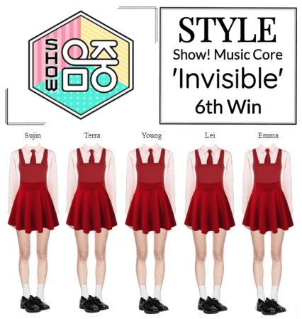 STYLE Show! Music Core 'Invisible'