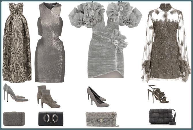 Dress Options (grey)