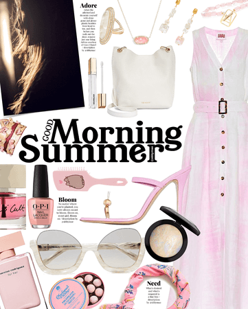 good morning and hello summer
