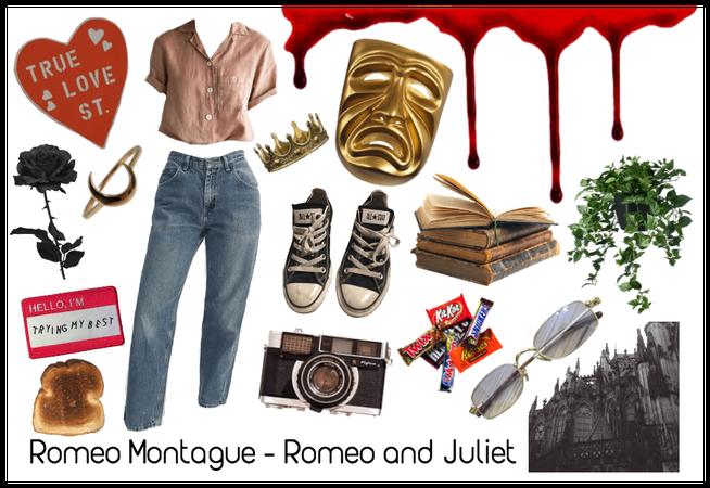 Romeo Montague - Romeo and Juliet