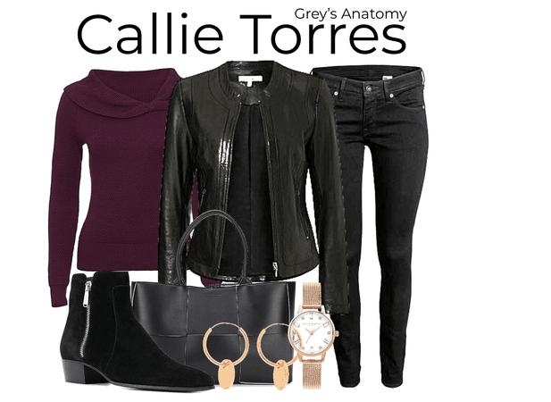 grey's anatomy- Callie Torres