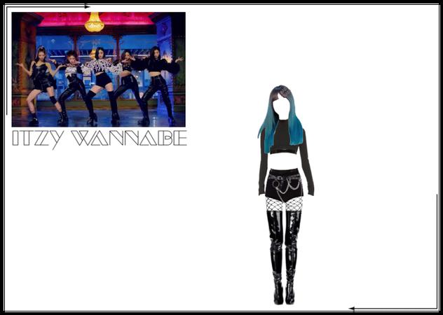 Itzy 6th Member: Wannabe M/V