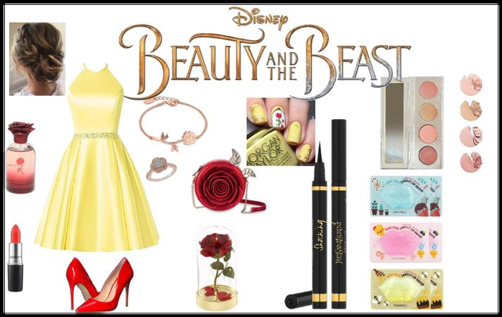 #beautyandthebeast#