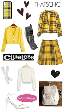 Cher's Outfit Clueless