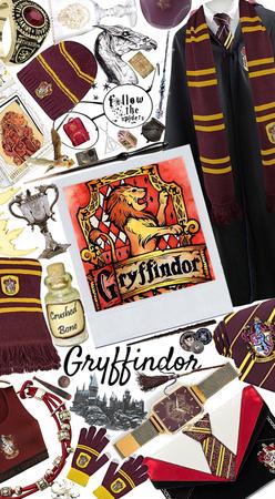 Gryffindor!😊🤩