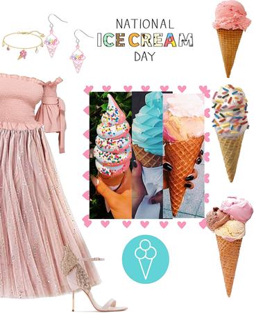 Strawberry Ice Cream! 🍦🥰🌸💖