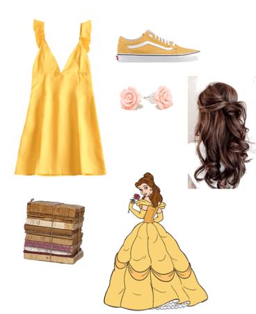 Belle inspired