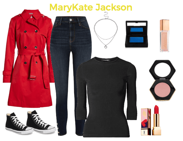 MaryKate Jackson main outfit - Mind is a Prison