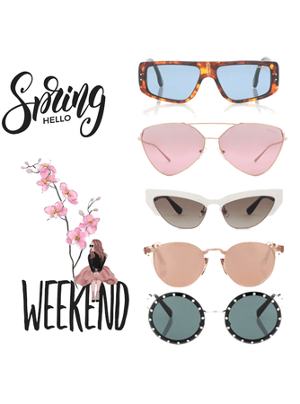 my spring sunglasses