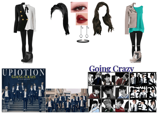 Going Crazy Up10tion
