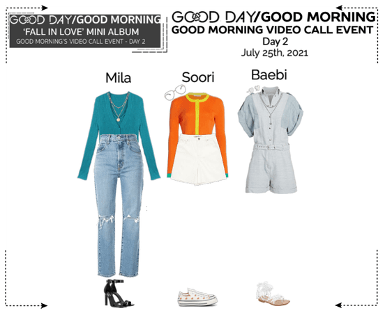 GOOD DAY (굿데이) [GOOD MORNING] Video Call Event - Day 2