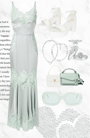 going to a ball<3(challenge)