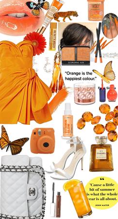 ClockWERK Orange