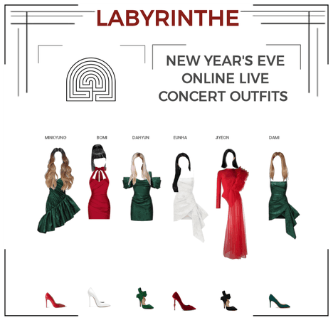 LABYRINTHE NEW YEAR'S EVE live CONCERT