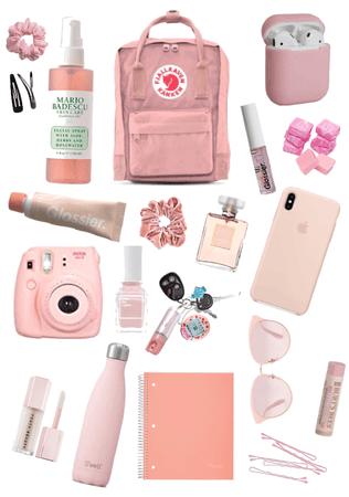 pink 💖🐷💕