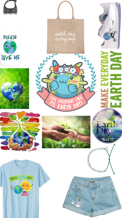 earth day look