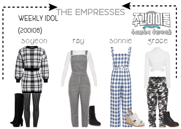 [THE EMPRESSES] ON WEEKLY DOL