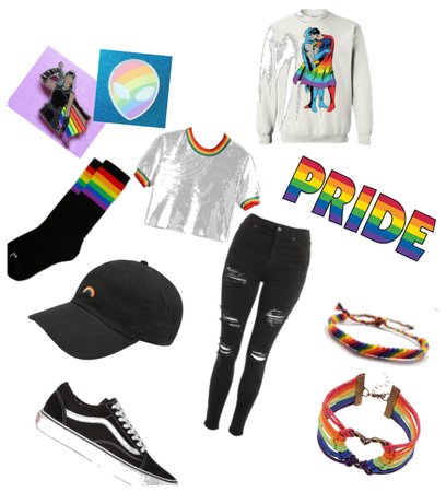 pride outfit