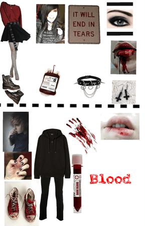 Blood - my chemical romance