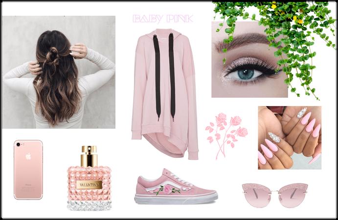 Baby Pink Princess