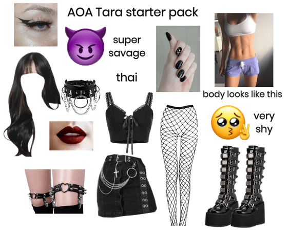 AOA tara starter pack