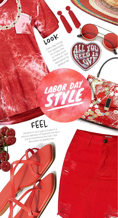 Get The Look: Labor Day Style