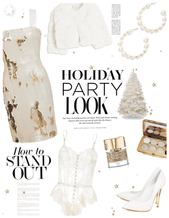 Holiday party look