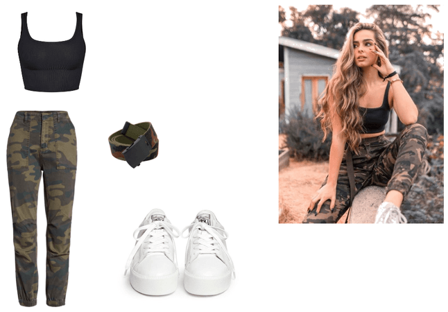 addison-camo outfit